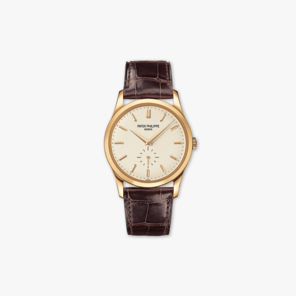 Montre Patek Philippe Calatrava 5196 J 001 Or Jaune Maison De Greef 1848