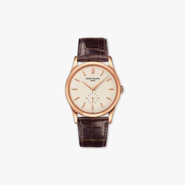Montre Patek Philippe Calatrava 5196 R 001 Or Rose Maison De Greef 1848