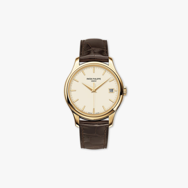 Montre Patek Philippe Calatrava 5227 J 001 Or Jaune Maison De Greef 1848
