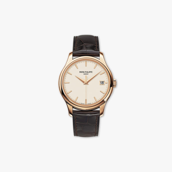 Montre Patek Philippe Calatrava 5227 R 001 Or Rose Maison De Greef 1848