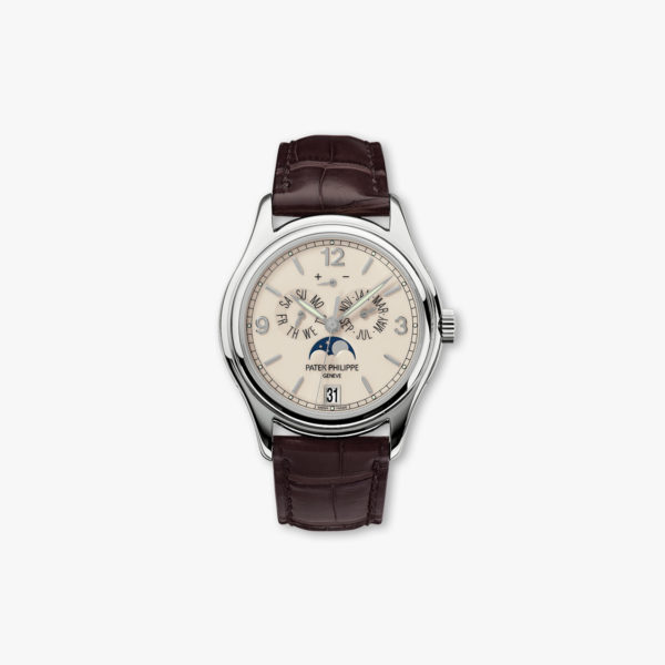 Complications Annual Calendar in white gold