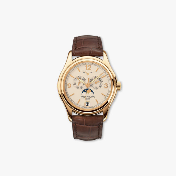 Montre Patek Philippe Complications Annual Calendar 5146 J 001 Or Rose Maison De Greef 1848