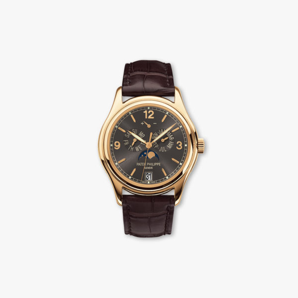 Complications Annual Calendar in yellow gold