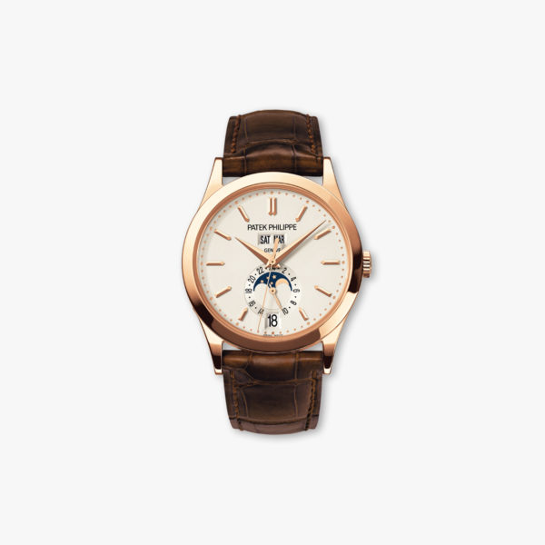 Complications Annual Calendar in rose gold