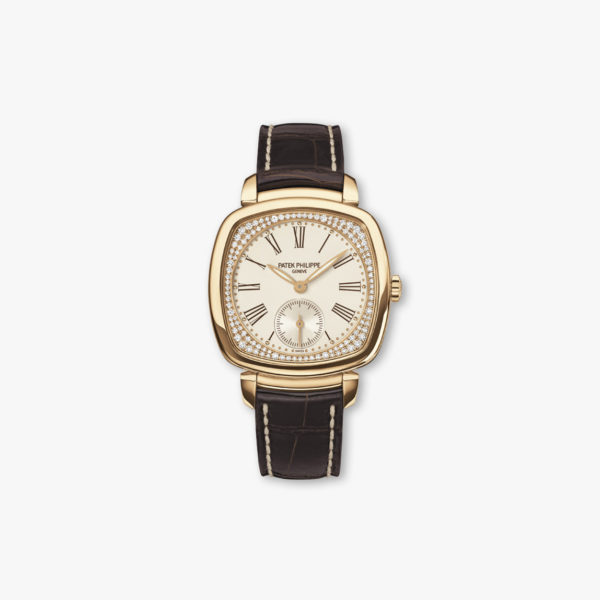 Montre Patek Philippe Gondolo 7041 R 001 Or Rose Diamants Maison De Greef 1848