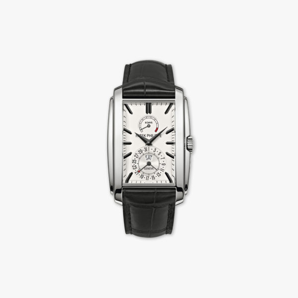 Montre Patek Philippe Gondolo 8 Days 5200 G 010 Or Blanc Maison De Greef 1848