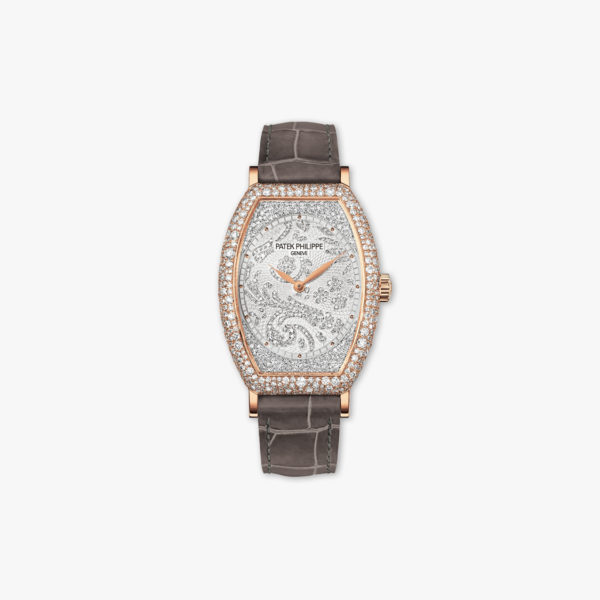 Montre Patek Philippe Gondolo Haute Joaillerie 7099 R 001 Or Rose Diamants Maison De Greef 1848