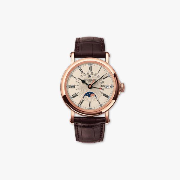 Montre Patek Philippe Grand Complications Perpetual Calendar 5159 R 001 Or Rose Maison De Greef 1848