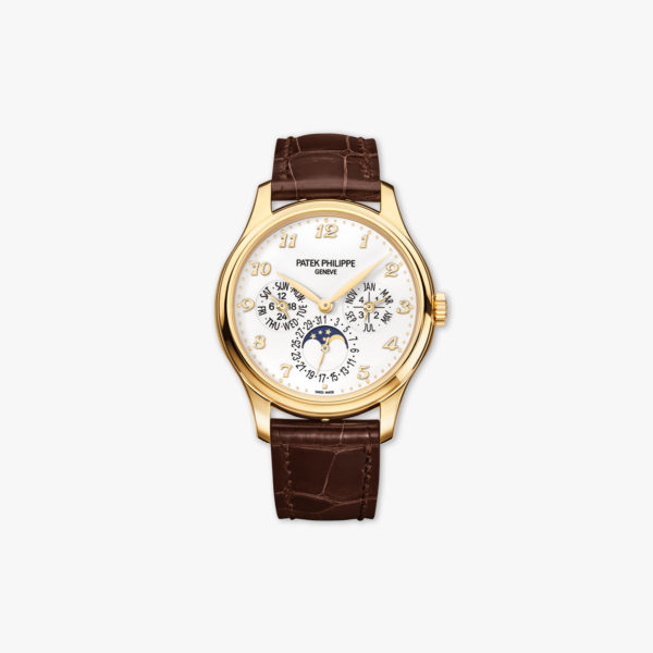 Grand Complications Perpetual Calendar en or jaune