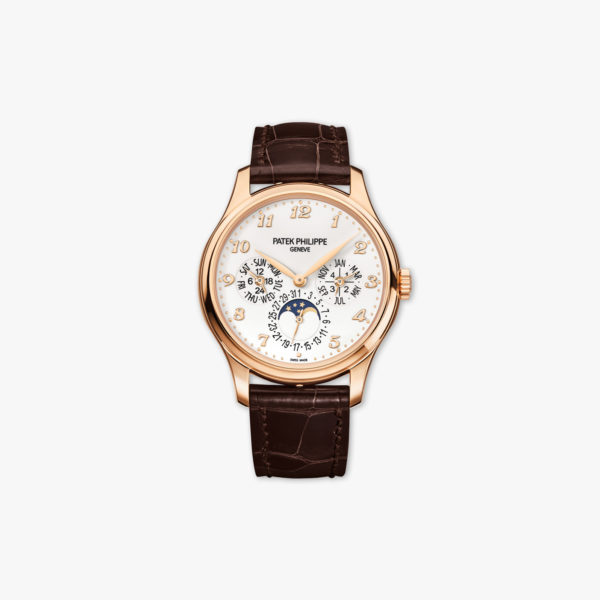 Grand Complications Perpetual Calendar in rose gold