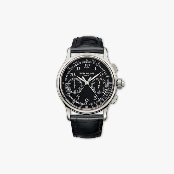 Grand Complications Split-Seconds Chronograph in platinum