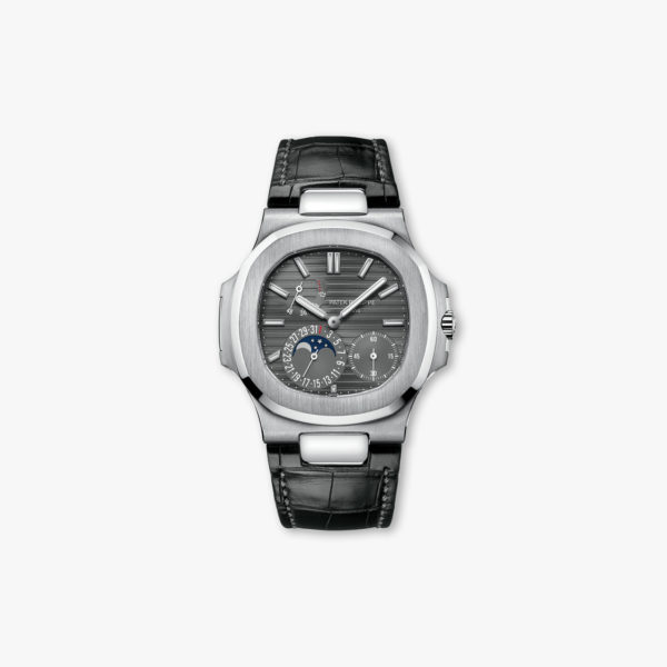 Montre Patek Philippe Nautilus 5712 G 001 Or Blanc Maison De Greef 1848