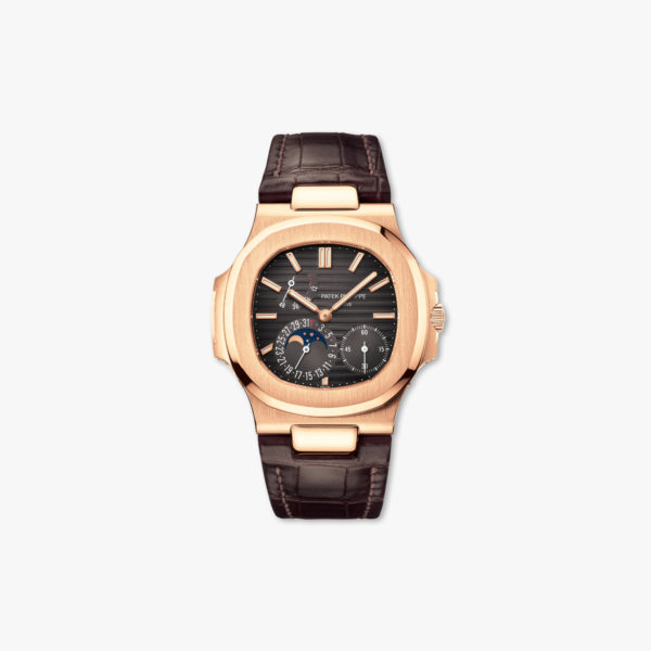 Montre Patek Philippe Nautilus 5712 R 001 Or Rose Maison De Greef 1848