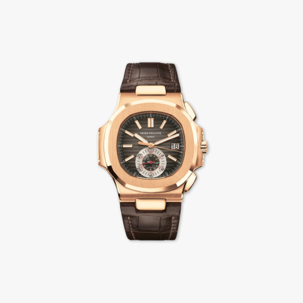 Nautilus Chronograph in rose gold