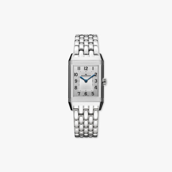 Montre Reverso Classic Medium Thin Q2548120 Acier Maison De Greef 1848