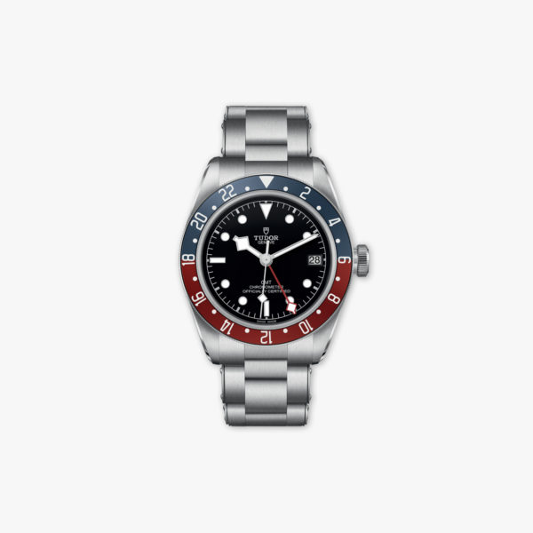 Black Bay GMT en acier