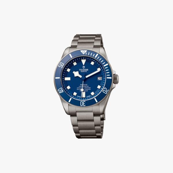 Montre Tudor Pelagos M25600Tb Titane Blue Maison De Greef 1848