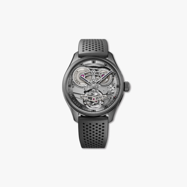Chronomaster El Primero Tourbillon GFJ Limited Edition in ceramic