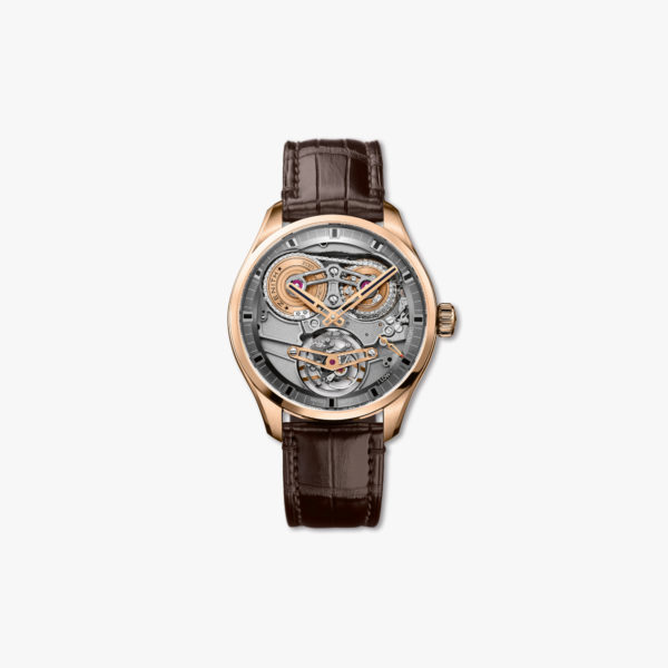 Montre Zenith Chronomaster El Primero Tourbillon Limited Edition 18 2520 4805 98 C713 Or Rose Maison De Greef 1848
