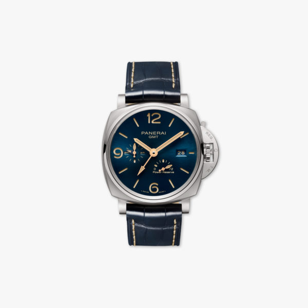 Panerai Luminor Due Gmt Power Reserve 45Mm Pam00964 Front
