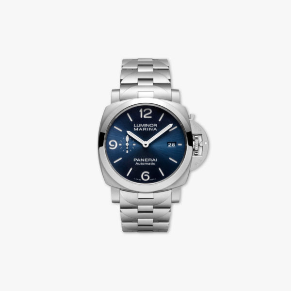 Luminor Marina Specchio Blu - 44mm in stainless steel