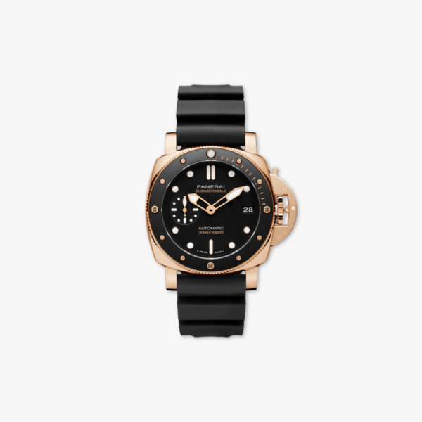 Submersible - 42mm in rose gold