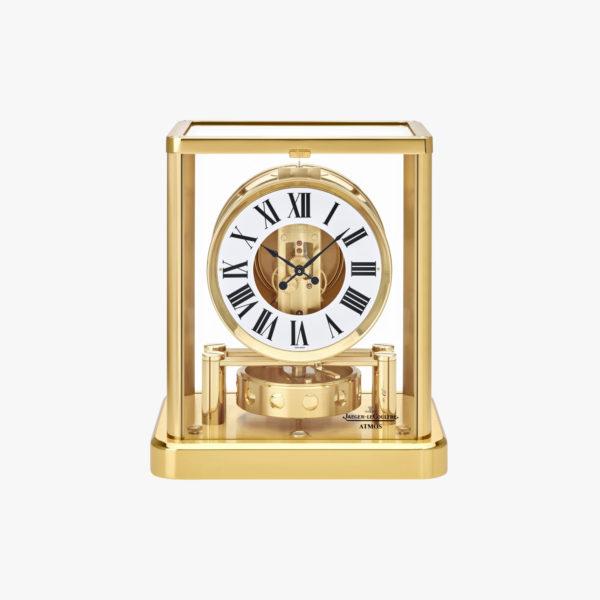 Pendule Jaeger Lecoultre  Atmos Q5101202 Dore Maison De Greef 1848