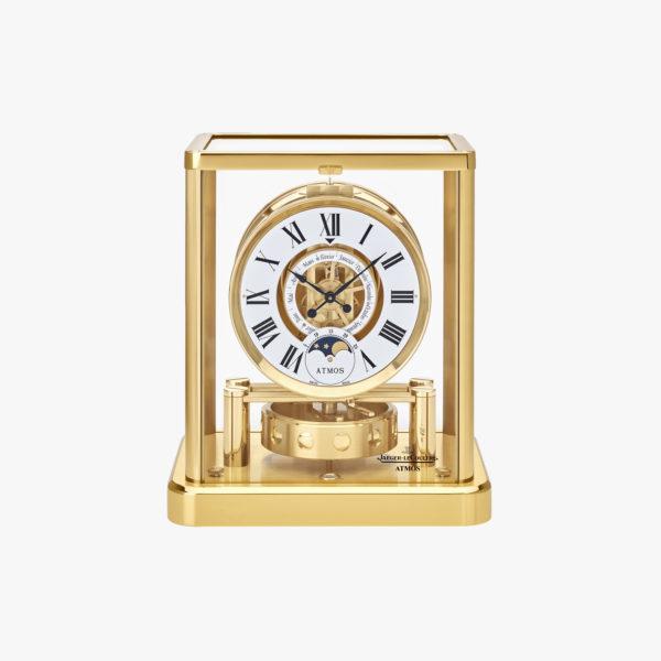 Pendule Jaeger Lecoultre Atmos Dore Q5111202 Maison De Greef 1848