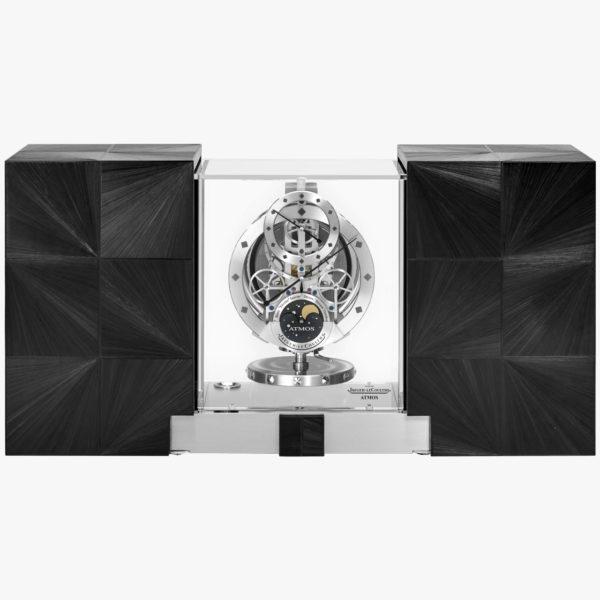 Pendule Jaeger Lecoultre Atmos Marqueterie Q5556302 Maison De Greef 1848