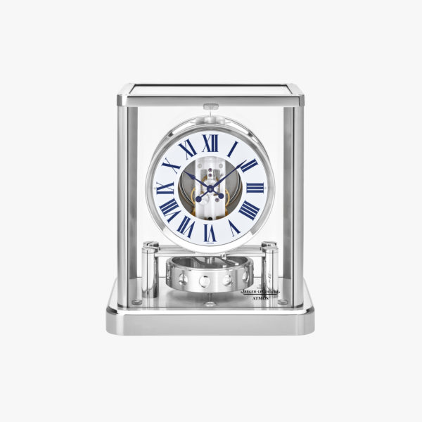 Pendule Jaeger Lecoultre Atmos Rhodie Q5102201 Maison De Greef 1848