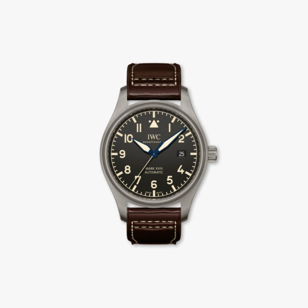 Pilot's Watch Mark XVIII Heritage in titanium