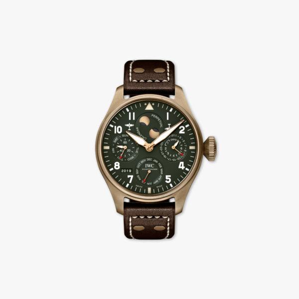 Pilot's Watch Spitfire Perpetual Calendar in brons