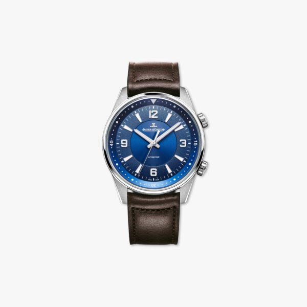 Uurwerk Jaeger Lecoultre Polaris Automatic Q9008480 Staal Blauw Maison De Greef 1848