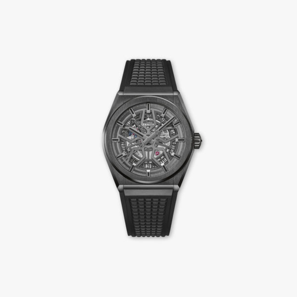 Watch Zenith Defy Classic 49 9000 670 77 R782 Ceramic Black Maison De Greef 1848