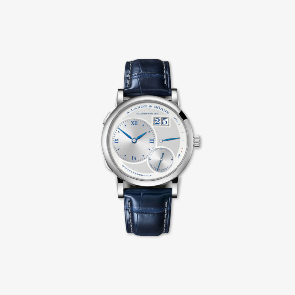 Watch A Lange Soehne Lange 1 25Th Anniversary 191 066 White Gold Silver Limited Edition Maison De Greef 1848