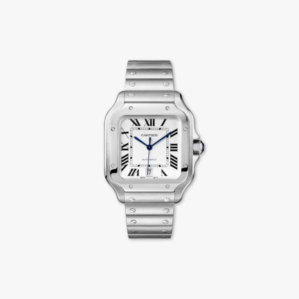 Watch Cartier Santos De Cartier Large Model Wssa0009 Steel Maison De Greef 1848