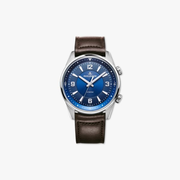 Watch Jaeger Lecoultre Polaris Automatic Q9008480 Steel Blue Maison De Greef 1848