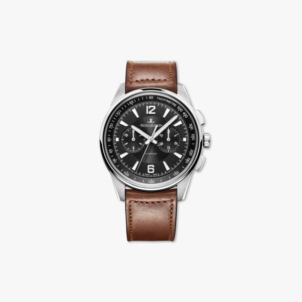 Watch Jaeger Lecoultre Polaris Chronograph Q9028471 Steel Maison De Greef 1848