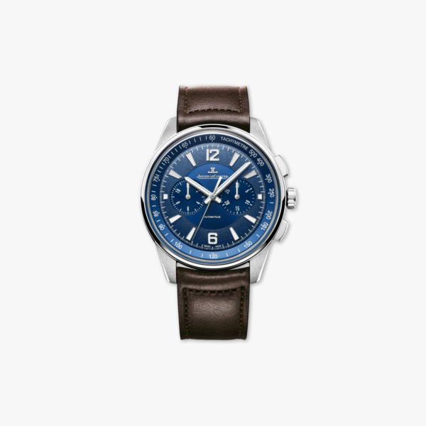 Watch Jaeger Lecoultre Polaris Chronographe Q9028480 Steel Blue Maison De Greef 1848