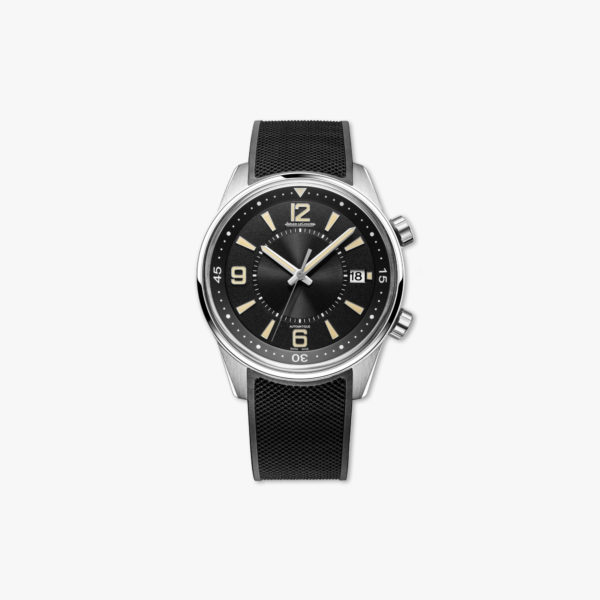 Watch Jaeger Lecoultre Polaris Date Q9068670 Steel Maison De Greef 1848