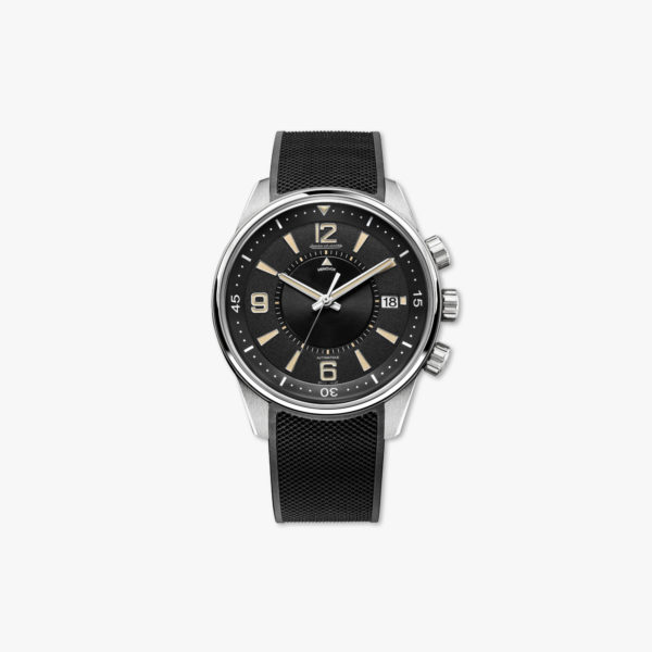 Watch Jaeger Lecoultre Polaris Memovox Q9038670 Steel Maison De Greef 1848