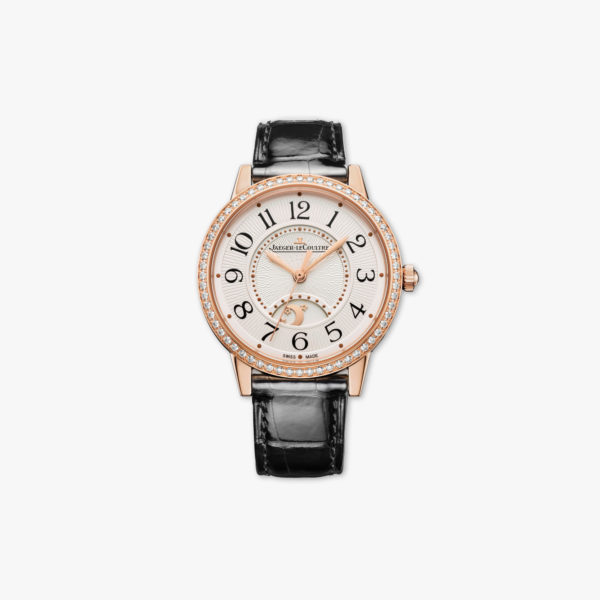 Watch Jaeger Lecoultre Rendez Vous Night Day Medium Q3442430 Gold Rose Diamonds Maison De Greef 1848