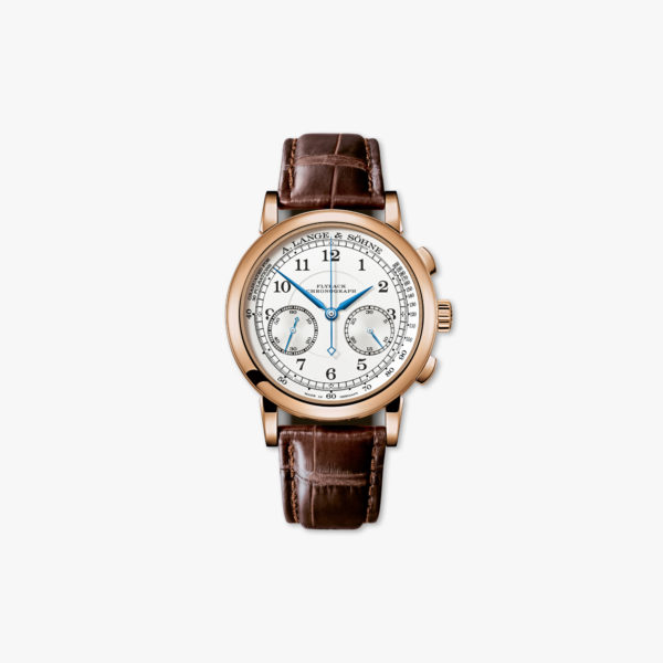 Watch Lange Sohne 1815 Chronograph 414 032 Rose Gold Maison De Greef 1848