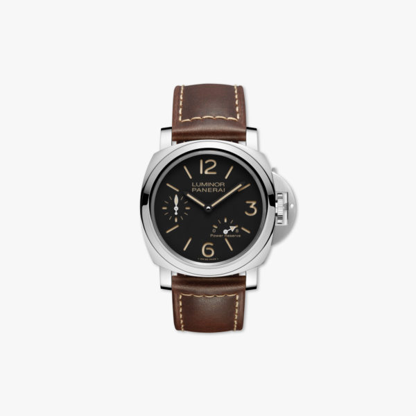 Watch Panerai Luminor 8 Days Power Reserve Acciaio 44Mm Pam00795 Stainless Steel Black Maison De Greef 1848