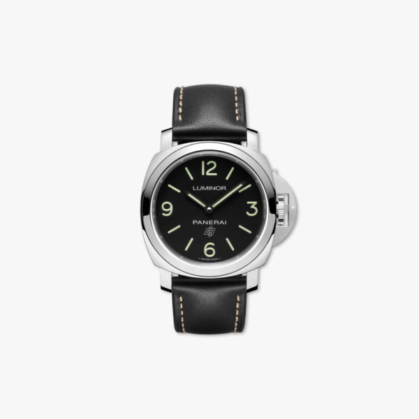 Luminor Base Logo 3 Days acciaio - 44 mm in stainless steel