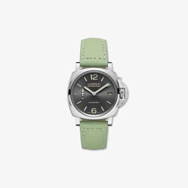 Watch Panerai Luminor Due 3 Days Acciaio 38Mm Pam00755 Steel Maison De Greef 1848