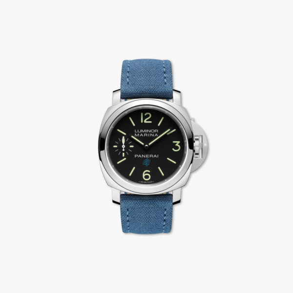 Watch Panerai Luminor Marina Logo 3 Days Acciaio 44Mm Pam00777 Steel Maison De Greef 1848
