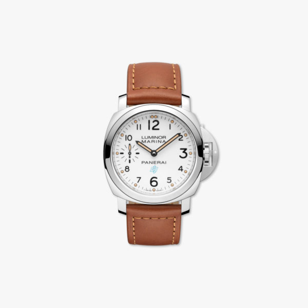 Watch Panerai Luminor Marina Logo 3 Days Acciaio 44Mm Pam00778 Steel White Maison De Greef 1848