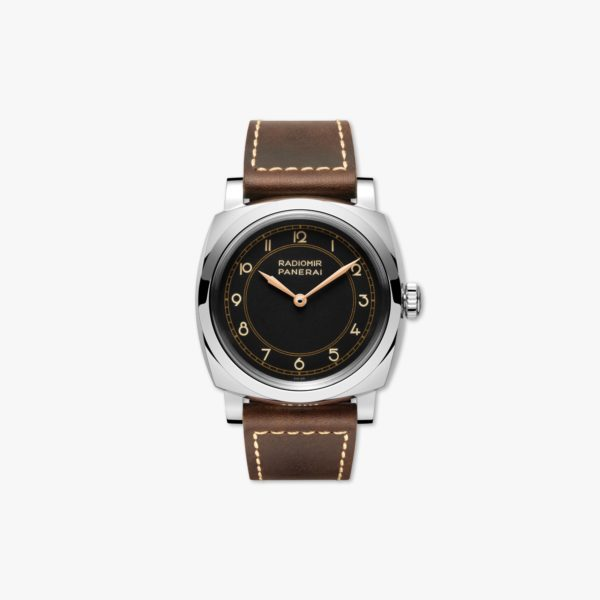 Watch Panerai Radiormir 1940 3 Days Acciaio 44Mm Limited Edition Pam00790 Stainless Steel Black Maison De Greef 1848