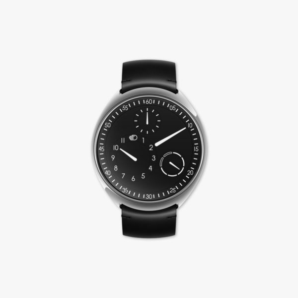 Watch Ressence Type 1 B Slim Black Titanium Black Maison De Greef 1848